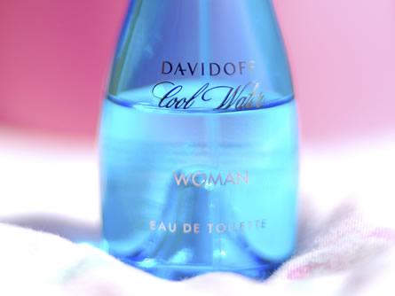 Davidoff Cool Water Women - Davidoff Cool Water Women